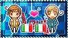 APH: South Italy x North Italy Stamp by StampillaDiChocolat