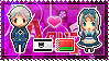 APH: Prussia x Belarus Stamp by xioccolate