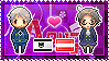 APH: Prussia x Austria Stamp by xioccolate