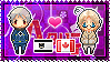 APH: Prussia x Canada Stamp by xioccolate