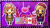 APH: Fem!America x Fem!Canada Stamp by Cioccoreto