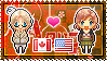 APH: Canada x Fem!America Stamp by StampillaDiChocolat
