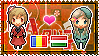 APH: Romania x Hungary Stamp by xioccolate