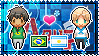 APH: OC!Brazil x OC!Argentina Stamp by xioccolate