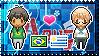 APH: OC!Brazil x OC!Uruguay Stamp by Cioccoreto