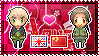 APH: England x China Stamp by xioccolate