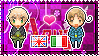 APH: England x North Italy Stamp by xioccolate