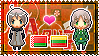 APH: Male!Belarus x Lithuania Stamp by Cioccoreto