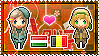 APH: Hungary x Belgium Stamp by xioccolate