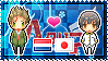 APH: Netherlands x Japan Stamp by xioccolate