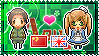 APH: China x Fem!England Stamp by xioccolate