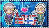 APH: Norway x Finland Stamp by StampillaDiChocolat