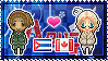 APH: Cuba x Canada Stamp by xioccolate
