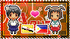 APH: OC!Brunei x OC!Philippines Stamp by StampillaDiChocolat