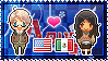 APH: America x OC!FemMexico Stamp by StampillaDiChocolat