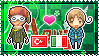 APH: Turkey x North Italy Stamp by xioccolate