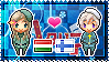 APH: Hungary x Finland Stamp by xioccolate