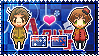 APH: Australia x New Zealand Stamp by xioccolate