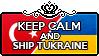 Keep Calm and Ship Turkraine by xioccolate