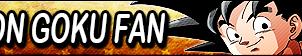 DBZ: Son Goku Fan Button by xioccolate