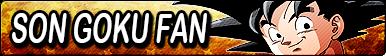 DBZ: Son Goku Fan Button