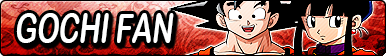 DBZ: GoChi Fan Button