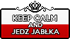 Keep Calm and Jedz jablka by xioccolate