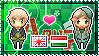 APH: England x Hungary Stamp by xioccolate