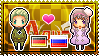 APH: Germany x Fem!Russia Stamp by xioccolate