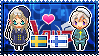 APH: Fem!Sweden x Finland Stamp by xioccolate