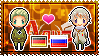 APH: Germany x Russia Stamp by xioccolate
