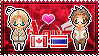 APH: Canada x Thailand Stamp by xioccolate