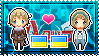 APH: Male!Ukraine x Ukraine Stamp by xioccolate