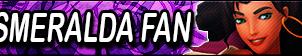 THoND: Esmeralda Fan Button by xioccolate