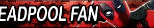 Deadpool Fan Button by xioccolate