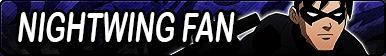 YJ: Nightwing Fan Button