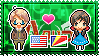APH: America x Seychelles Stamp by xioccolate