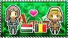 APH: Male!Hungary x Belgium Stamp by xioccolate