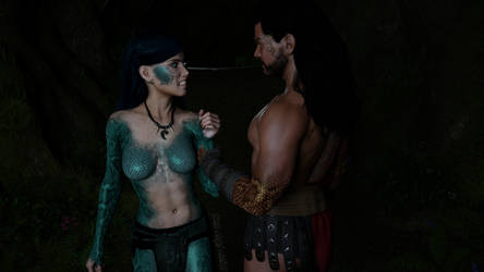 The Confrontation by BornAngelAuthor