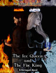 Ice Queen and Fire King Ebook Cover by BornAngelAuthor