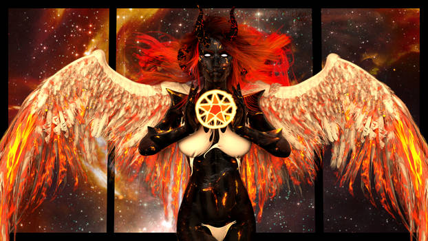 Chaos Angel of Death