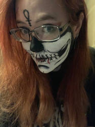 Face Painting Halloween 2020