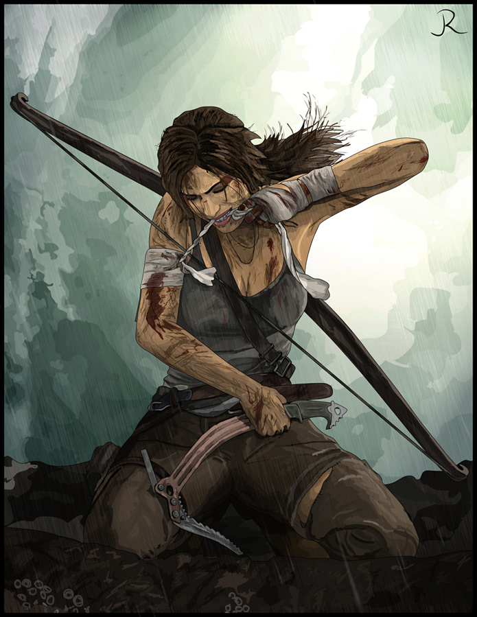 Lara Croft - Tomb Raider (Full) by SpideyVille
