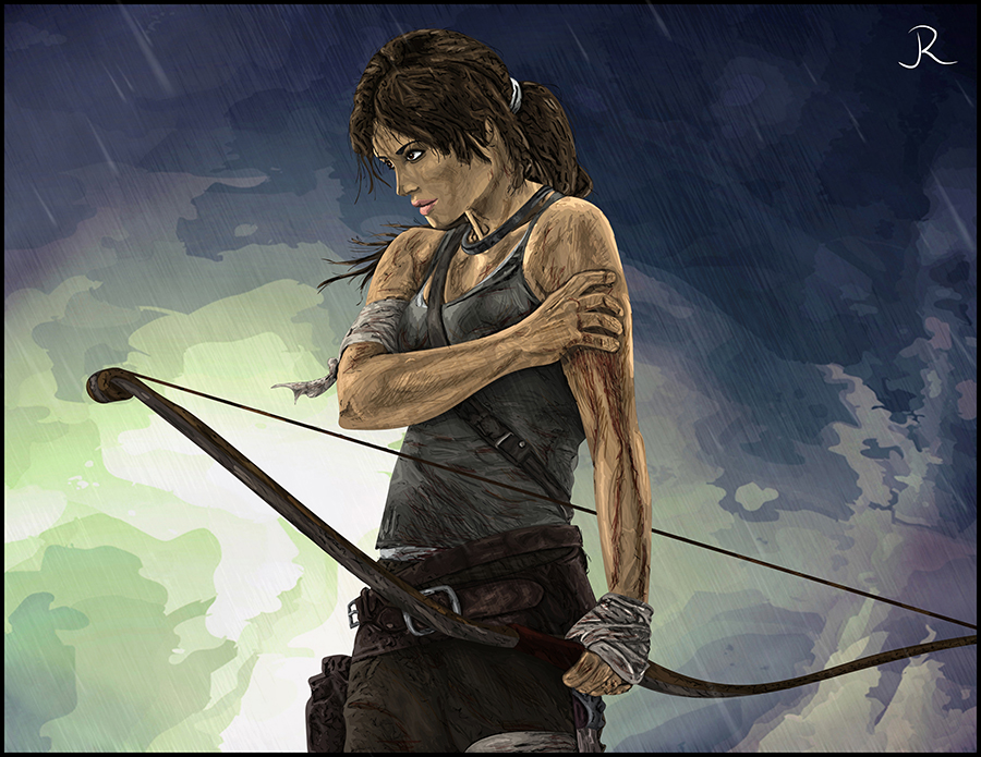 Lara Croft - Tomb Raider #3 (Full) by SpideyVille