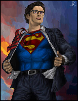 Clark Kent - Superman (Full)