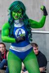 NYCC 2013 - She-Hulk