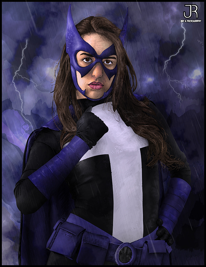 Huntress by SpideyVille