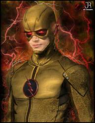 Reverse Flash by SpideyVille