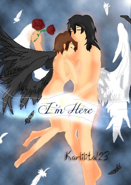 I'm Here by karlilita123