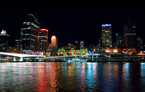Brisbane City by AznFX-Designs